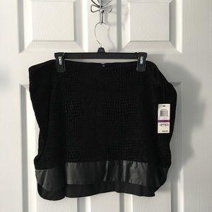‼️FINAL‼️ Bar III mini Skirt Size XXL